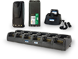 LMR battery chargers
