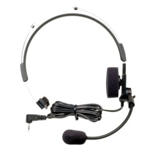 motorola vox headset with swivel boom mic
