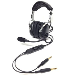 black avaitaion headset ah90pnr