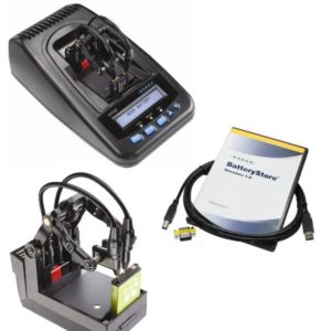 cadex c5100 battery analyzer kit