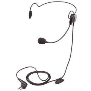 motorola lightweight headset with boom mic