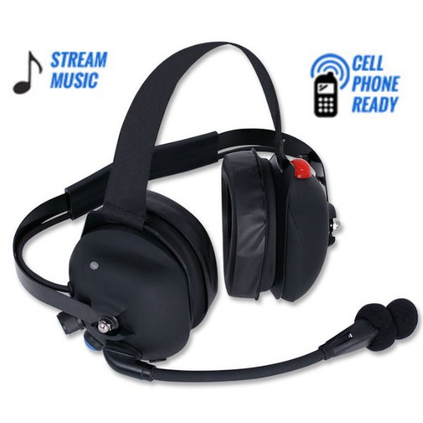 Freedom Wireless Cell Phone Headset Cancom Radio Accessories