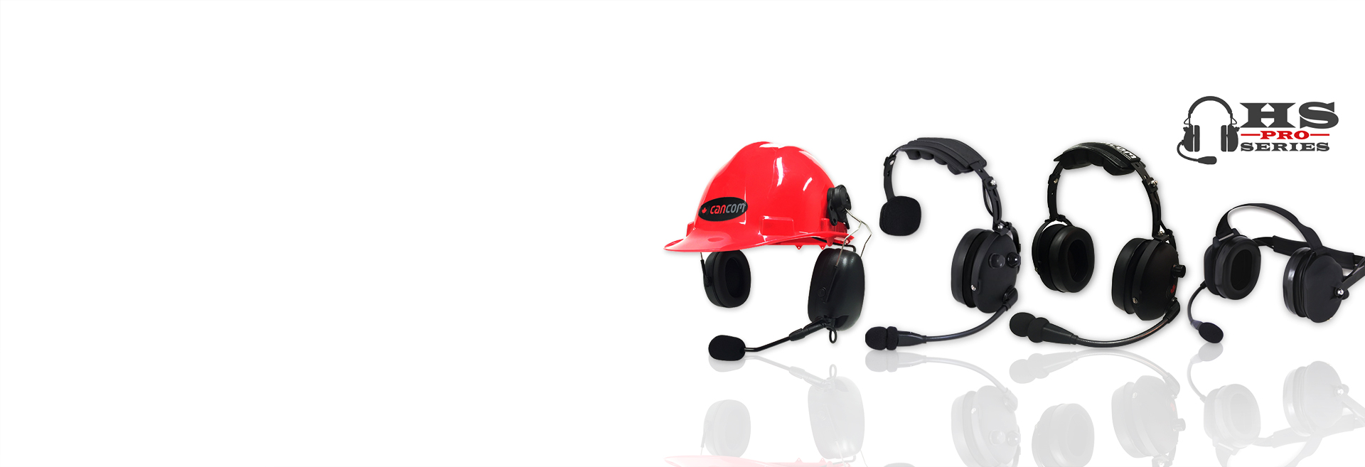 "Heavy Duty ""Pro Series"" High Noise Industrial Headsets"